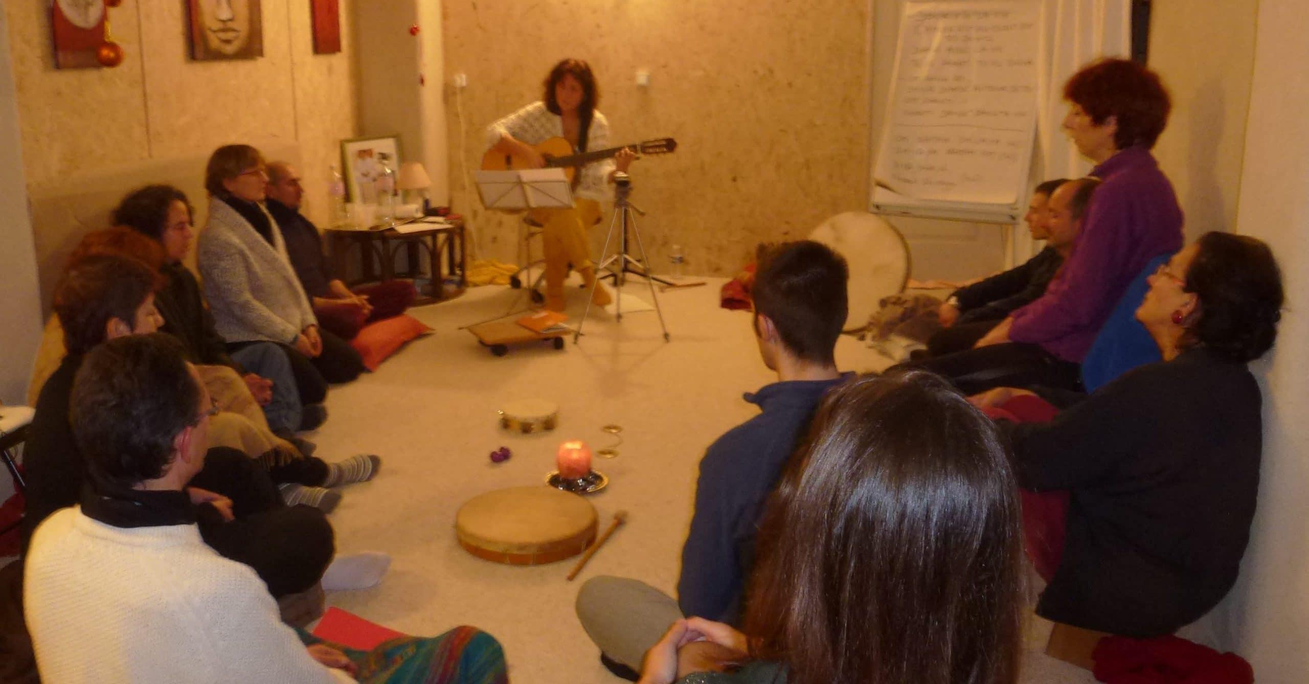 atelier de chants sacrés et méditatifs